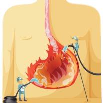 Лечение заболеваний с разной кислотностью