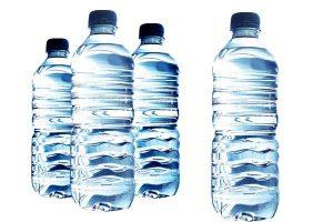 вода без газов