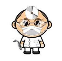 рисунок лор-врача