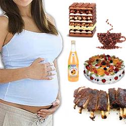 Изжога при беременности - что ее вызывает