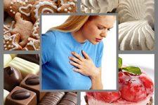 От сладкого бывает изжога