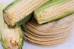 пресные кукурузные лепёшки
