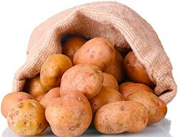 Сырой картофель помогает от изжоги