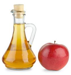Яблочный уксус не поможет от изжоги