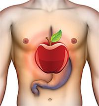 Помогут ли яблоки от изжоги