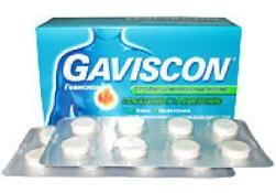 таблетки от изжоги Gaviscon