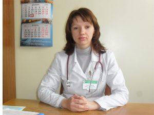 Врач-терапевт Шоленкина О. Н.