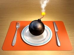 изжога каждый день из-за неправильного пищевого поведения