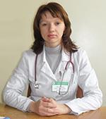 Врач-терапевт Ольга Николаевна Шоленкина