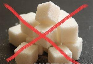 вредный сахар
