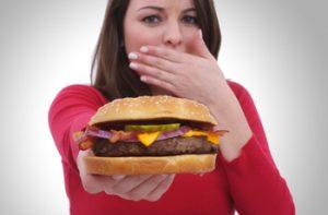 вредная пища фастфуд